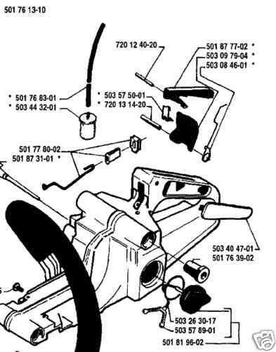 Fuel Tank 501761310 Husqvarna 51 55 254 And 50 Similar Items