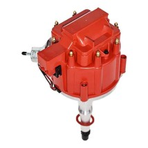 A-Team Performance HEI Complete Distributor 65,000-volt Coil Male Cap Compatible image 5