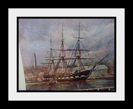 18 x 24 Clipper Ship Print - $40.17