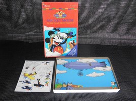 Old Disney COLORFORMS No. 758 MICKEY MOUSE IN THE MAIL PILOT Platset COM... - $19.79