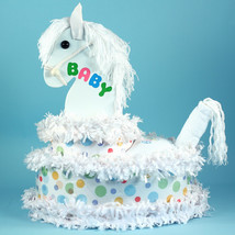 My Little Pony Diaper Cake Baby Gift - $148.00