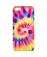 NEW iPhone 5 Hard Shell Case Cover Tie Dye Hippie Hippies Art Color 3614... - $19.99