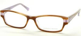 New Prodesign Denmark 1748 5024 Semi Medium Brown Eyeglasses Frame 51-15-135mm - $47.03