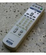 Sony RM-J234 Japanese version Remote - $5.99