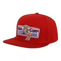 VORON 1994 Bubba Gump Shrimp CO. Baseball Hat Forrest Gump Costume Cospl... - £10.41 GBP