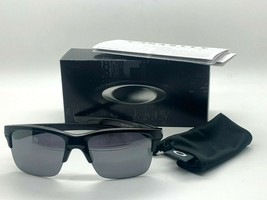 NEW Oakley Thinklink OO9316-03 63-11-136MM  BLACK Sunglasses 51-19-138MM NIB - $77.57