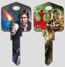 Star Wars Key Blanks (Kwikset-KW, Han Solo) - $9.79