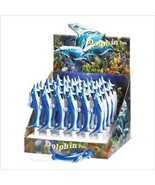 "Pens  dolphin figurine Reduced easy-grip ""handle""  ball-point tip lot of 36 - $27.49"