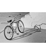 Bike and White - Fine Art Print (12x18) - $24.99