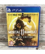 Mortal Kombat 11 Special Edition (PlayStation 4, 2019) PS4 Game - $37.83