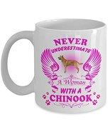 Chinook Dog Mug - Chinook Dog Coffee Mug - Funny Gifts for Your Mom Dad ... - $14.80
