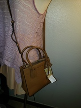 Michael kors messenger and crossbody Handbag  - $110.00