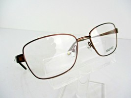 Nine West NW 1068 (210) Brown 51 x 17 135 mm Eyeglass Frames - $51.96