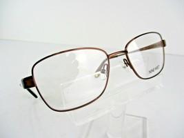 Nine West NW 1068 (210) Brown 51 x 17 135 mm Eyeglass Frames - $65.41
