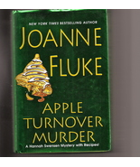 Apple Turnover Murder Hannah Swenson Mystery With Recipes - $5.50