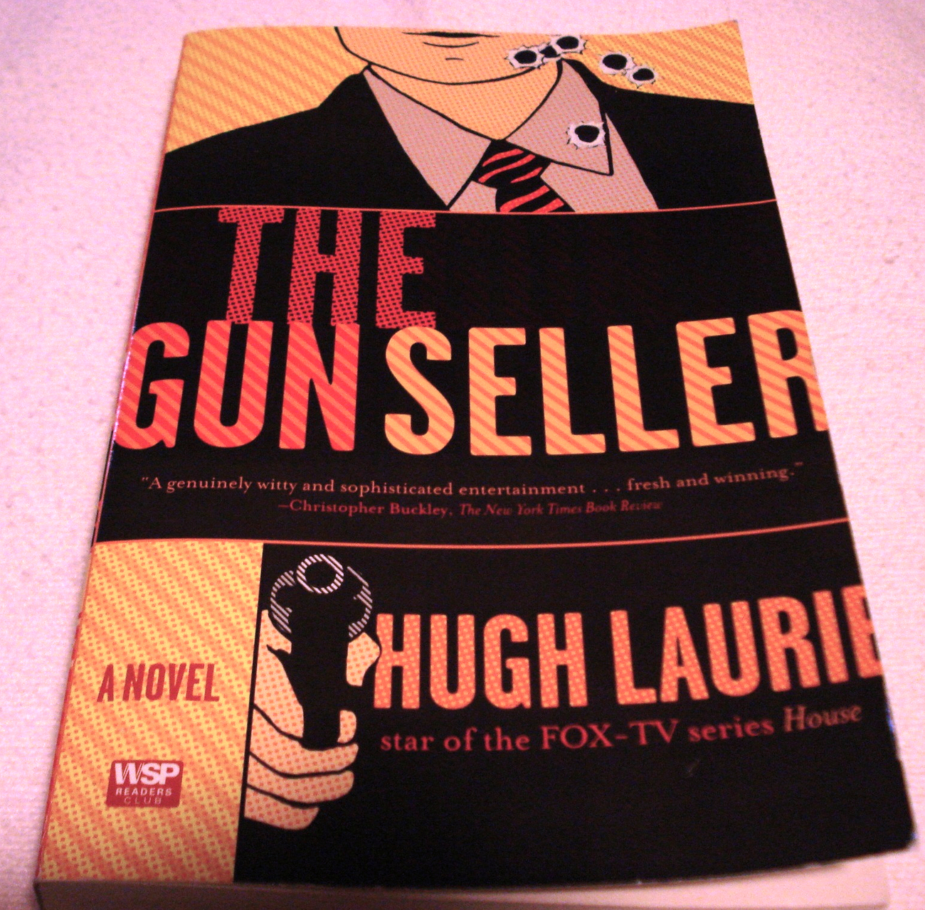 1the gun seller