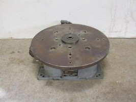 "Graham Hydraulics Model 22-350 Hydraulic Rotary Index Table 22"" - $696.24"
