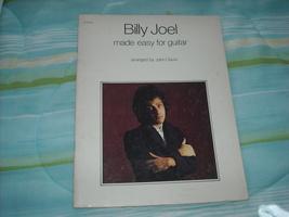 Billy Joel - Made Easy For Guitar - $5.00
