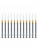 20Pack-1ml/cc Syringe with 27Ga Needle,Disposable Syringe with Needle1ml20 - $10.43