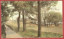 South Haven Mi East Side Greenhouses Michigan 1908 BJs - $10.00