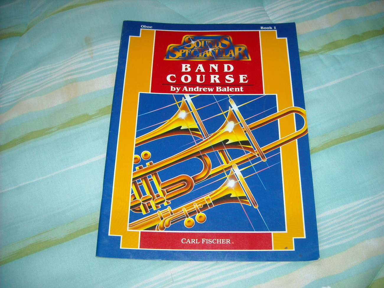 Band course booke 1