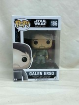 Pop Vinyl 186 Star Wars Galen Erso In Box Funko 2017 - $1.35