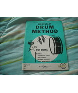 Elementary Drum Method by Roy Burns  - $7.00