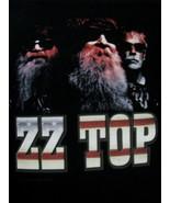 T-Shirt concert Powered by ZZ TOP tour 2014 faces XXL - $39.95