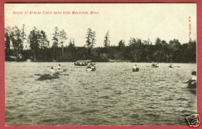 Primary image for IRON MOUNTAIN MI Spread Eagle Boats Michigan BJs