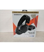 SteelSeries Arctis Pro Wireless Gaming Headset with Bluetooth for PS4 an... - $209.05
