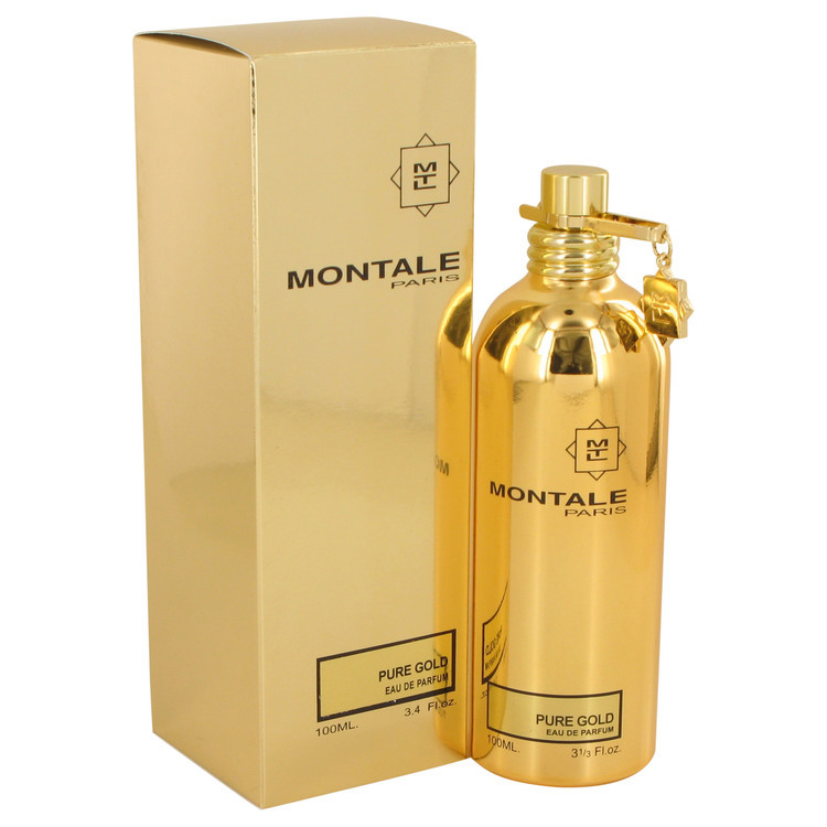 Montale Pure Gold by Montale Eau De Parfum Spray 3.4 oz for Women - $135.95
