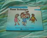 Piano technique book 1 thumb155 crop
