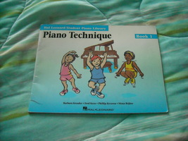 Hal Leonard Student Piano Library Book 1 - $6.00