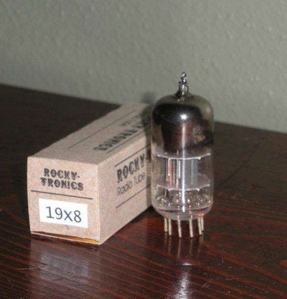 19X8 Vacuum Tube FM Radio Osc/Mixer