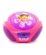 Dora the Explorer CD Boombox - $65.30