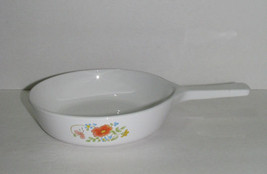 Corning Ware Wildflower 6.5 inch Skillet Pan P-83-B - $8.99