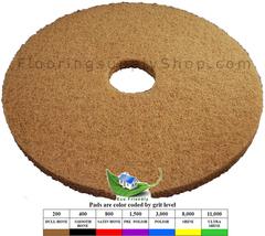 Eco Friendly Stone Polishing Monkey Pad 17 Inch 1500 Grit - $63.95