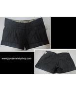 Dotti Gray Cuffed Short Shorts NWT SZ10 - $13.99