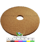 Eco Friendly Stone Polishing Monkey Pad 17 Inch 400 Grit - $63.95