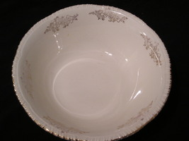 Homer Laughlin Golden Rose Serving Bowl - $14.95