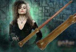 Bellatrix Lestrange Wand superior Harry Potter - $14.99