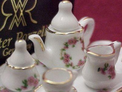 Lisa tea v small set 3short