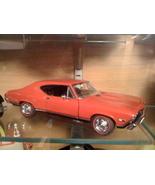 1968 Chevrolet Chevelle SS 396 HT DANBURY MINT DIECAST - $90.00