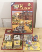 2003 Inspiration Games The Ark of the Covenant Board Game 100% Complete - $42.95