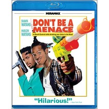 Don't Be a Menace to South Central [Blu-ray]
