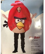 Angry Red Bird Costume One Size Fits Most - $29.00