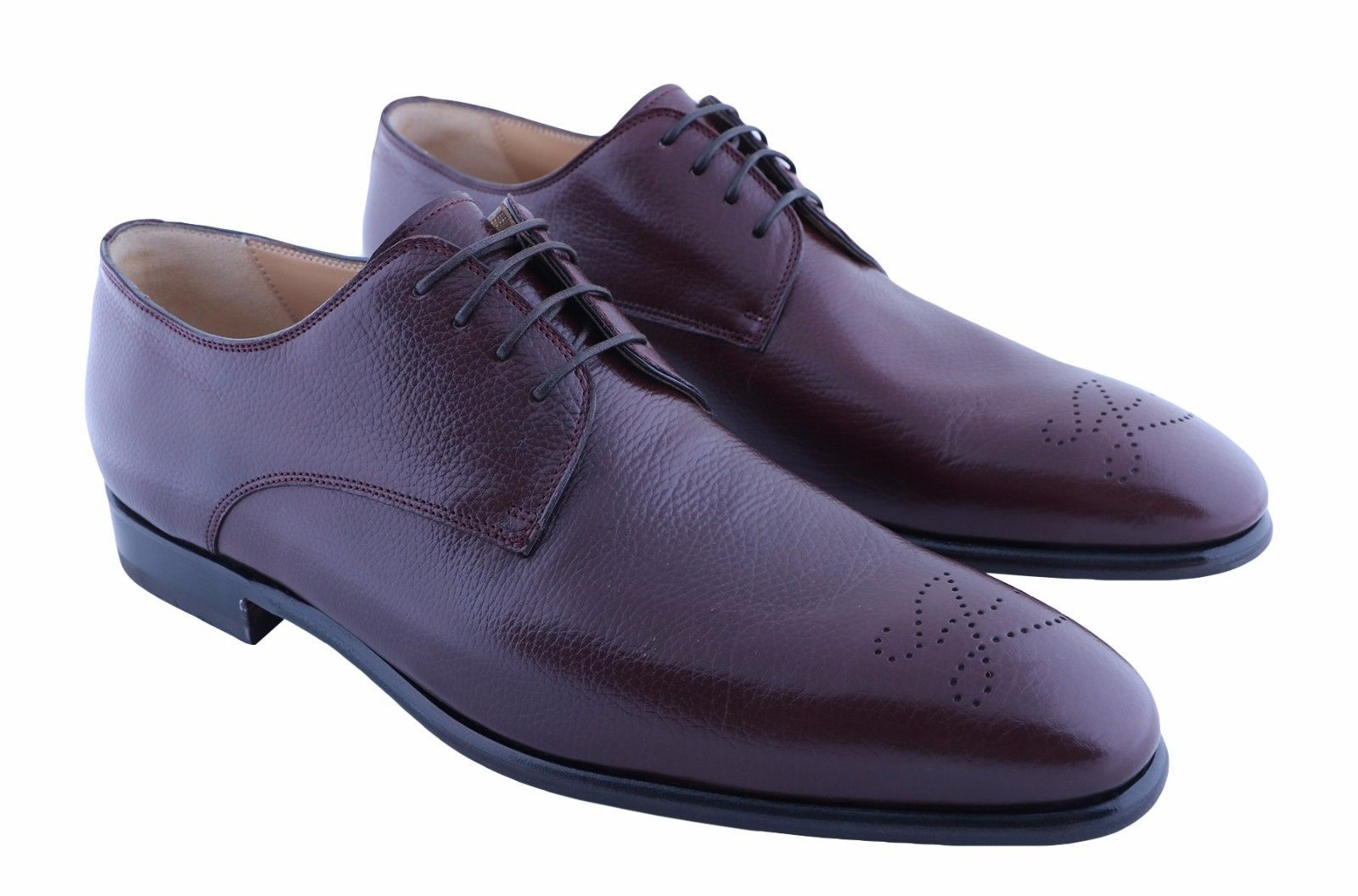 Zilli Men s Burgundy Oxford Leather Shoes and 50 similar items. S l1600 05609c18d