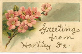 Greetings From Hartley Paul Finkenrath of Berlin Post Card - $2.00