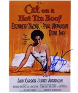 Elizabeth Taylor Sexy Hot Autographed hand signed Cat on a Hot Tin Roof ... - $125.00