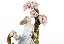 Lladro 01008360 Sweet Scent Of Blossoms Flowers 8360 New In Original Box - $3,514.50